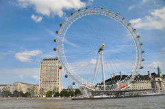 Vista di Londra Immagini Stock
