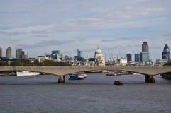 Vista di Londra Fotografia Stock