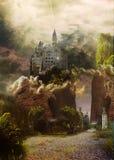 Vista di mondi royalty illustrazione gratis