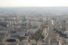 Vista di Montparnasse Immagine Stock Libera da Diritti