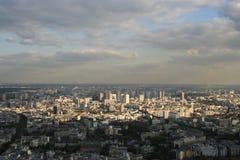 Vista di Montparnasse Fotografia Stock