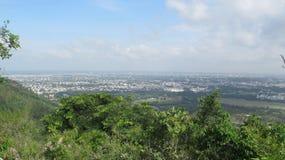 Vista di Mysore Fotografie Stock Libere da Diritti