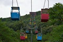 Vista di Nanchino Fotografia Stock Libera da Diritti