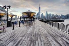 Vista di New York Fotografia Stock Libera da Diritti