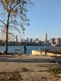 Vista di New York City Immagini Stock Libere da Diritti