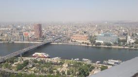 Vista di Nilo immagine stock