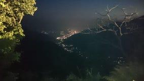 Vista di notte Immagini Stock Libere da Diritti