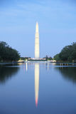 Vista di notte del Washington DC Fotografia Stock Libera da Diritti