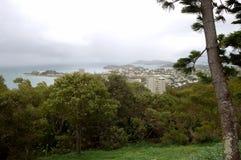 Vista di Noumea, Nuova Caledonia Immagini Stock Libere da Diritti