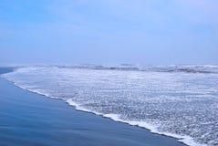 Vista di oceano. Immagine Stock