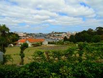 Vista di Oporto Immagine Stock