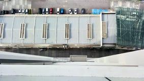 Vista di paesaggio urbano alla città di cyberjaya, Fotografie Stock Libere da Diritti