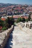 Vista di panorama dalla città di Oporto Immagini Stock