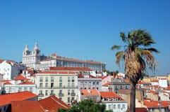 Vista di panorama dalla città di Oporto Immagini Stock Libere da Diritti