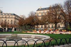 Vista di Parigi Fotografia Stock Libera da Diritti