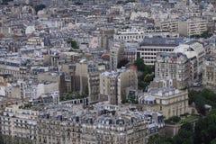 Vista di Parigi Immagine Stock Libera da Diritti