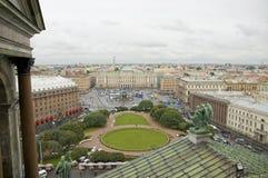 Vista di Pietroburgo Fotografia Stock Libera da Diritti