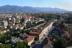 Vista di Pisa Italia Fotografia Stock Libera da Diritti