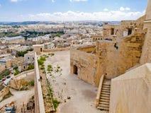 Vista di Rabat Fotografie Stock