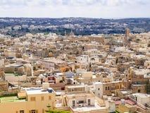 Vista di Rabat Fotografia Stock