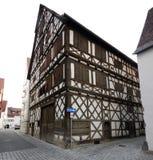 Vista di Riedlingen Immagini Stock Libere da Diritti