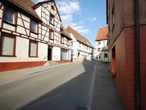 Vista di Riedlingen Fotografia Stock
