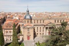 Vista di Salamanca Immagine Stock