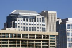 Vista di Salt Lake City Immagine Stock Libera da Diritti