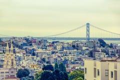 Vista di San Francisco Fotografie Stock