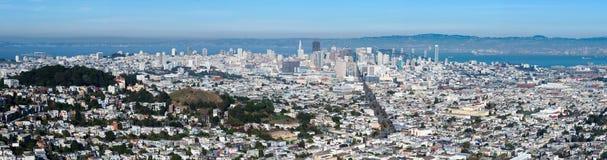Vista di San Francisco fotografia stock
