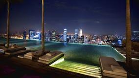 Vista di Singapore Immagine Stock Libera da Diritti