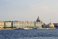 Vista di St Petersburg Fotografie Stock Libere da Diritti