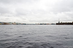 Vista di St Petersburg Fotografia Stock Libera da Diritti