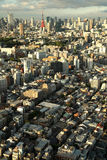 Vista di Tokyo Immagine Stock