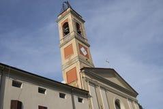 Vista di una chiesa Immagine Stock Libera da Diritti