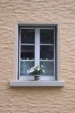 Vista di una finestra fotografia stock