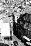 Vista di vecchia città di Oporto Immagini Stock Libere da Diritti