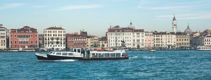 Vista di Venezia Immagine Stock Libera da Diritti
