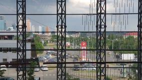 Vista di Vilnius Immagini Stock