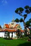 Vista di Wat Arun. immagine stock libera da diritti