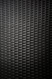 Vista di wovenwork dalle strisce artificiali del rattan Fotografie Stock