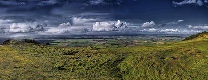Vista di Wrekin Immagini Stock
