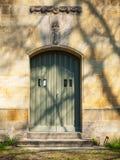 Vista dianteira da porta de entrada Foto de Stock