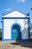 Vista dianteira de Capela de Santo Antonio de Padua em Porto Velho Imagens de Stock