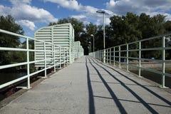 Vista dianteira de uma ponte Fotografia de Stock Royalty Free