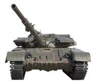 Tanque isolado Imagens de Stock