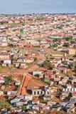 Città informale Immagine Stock Libera da Diritti