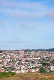 Bidonville africana Immagine Stock