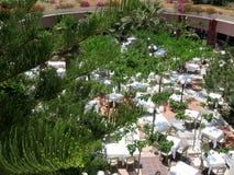 Vista do balcão Fotografia de Stock Royalty Free