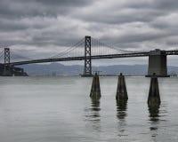 A vista do cais 39 de San Francisco fotografia de stock royalty free